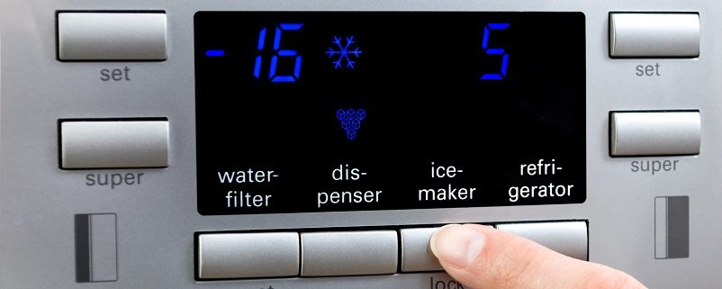 A modern multi-tasking refrigerator